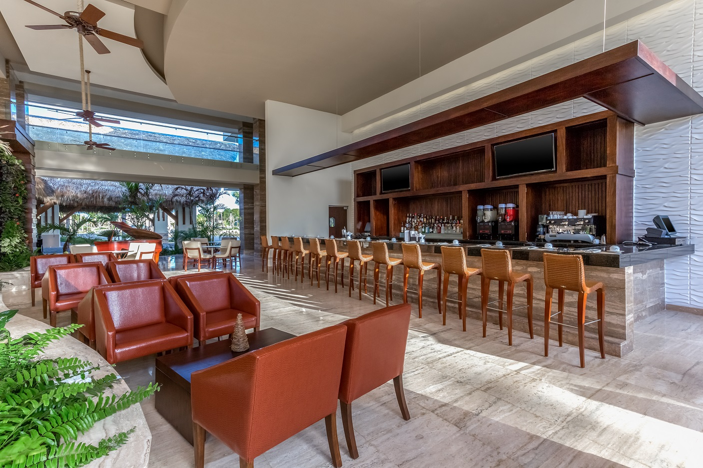 Lobby Bar - Westin PCRC