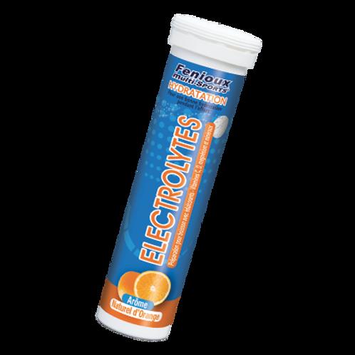 Comprimés FENIOUX ELECTROLYTES - Orange - x15