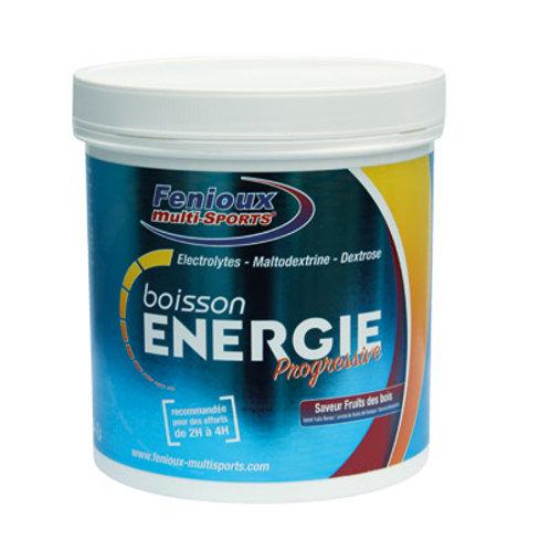 Boisson FENIOUX ENERGIE PROGRESSIVE - Fruits des bois - 500g