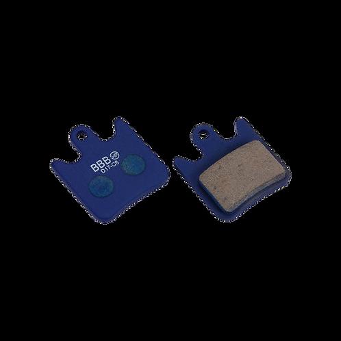 Plaquette de frein BBB DISCSTOP HP BBS-58 - Compatible Hope