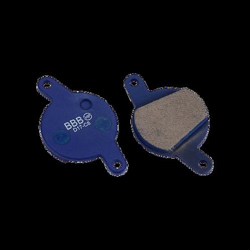 Plaquette de frein BBB DISCSTOP HP BBS-31 - Compatible Magura
