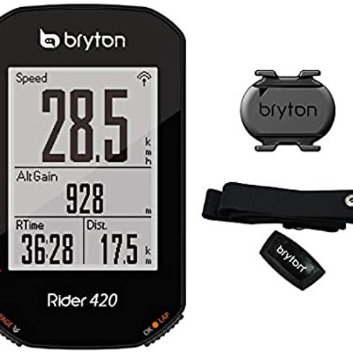 Compteur GPS BRYTON RIDER 420T
