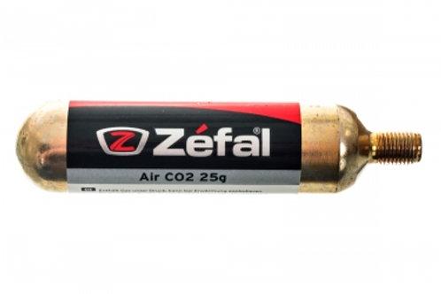 Cartouche  de CO2 ZEFAL AIR CO2 - 25g