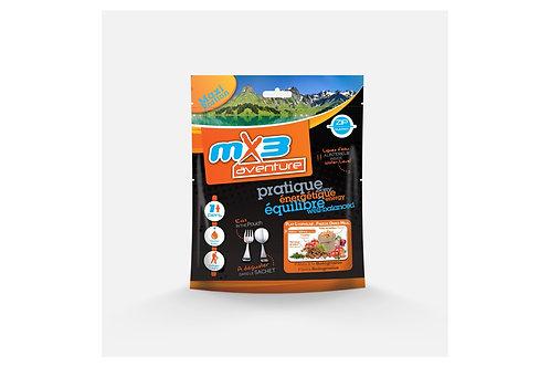 Pâtes à la bolognaise MX3 - 125g