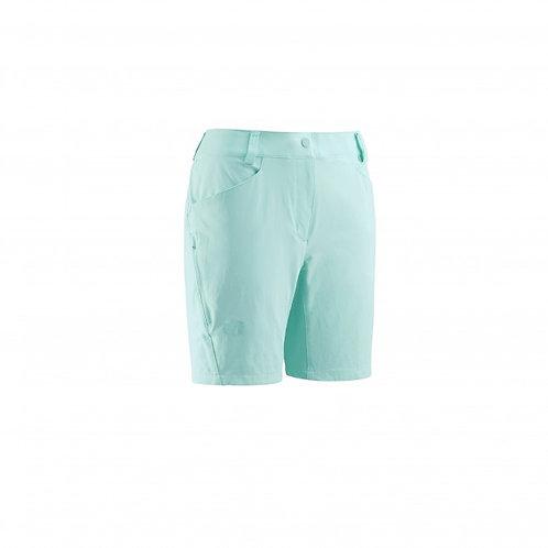 Short MILLET TREKKER STRETCH II turquoise - Femme