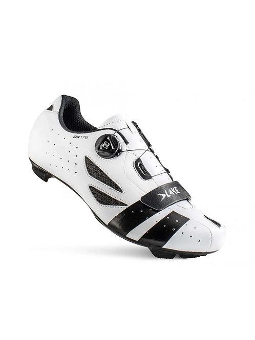 Chaussures LAKE CX 176 - White Black