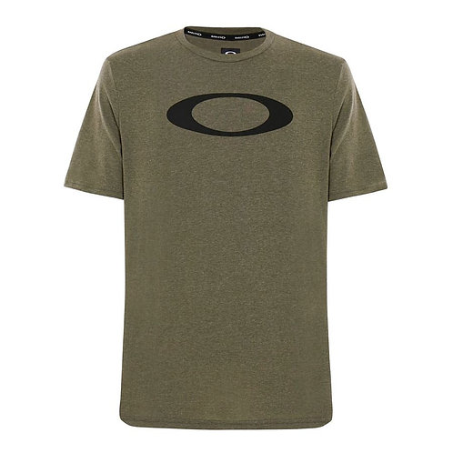 T-shirt OAKLEY O-BOLD ELLIPSE Kaki - Homme