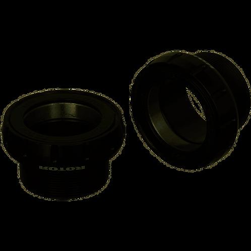 Boîtier de pédalier ROTOR BSA 30 68/73mm