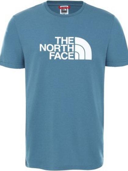 T-shirt THE NORTH FACE EASY TEE - MALLARD BLUE
