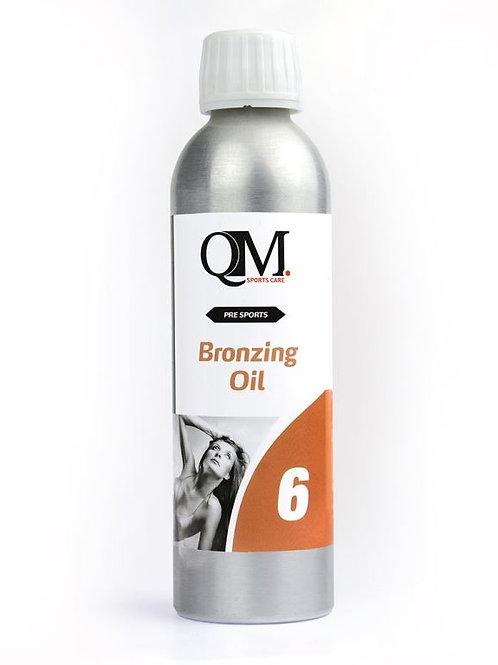 Auto-bronzant QM SPORT CARE BRONZIL OIL 6 - 250mL
