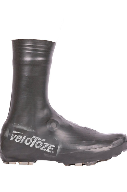 Couvre-chaussures VELOTOZE VTT - Noir
