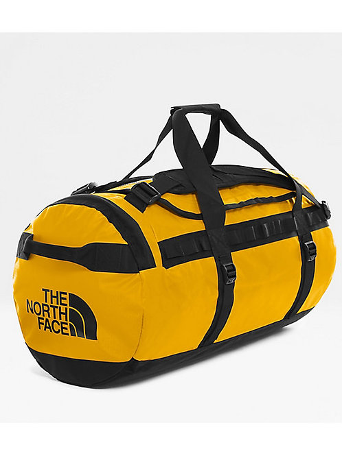 Sac THE NORTH FACE Base Camp - Taille M - Jaune