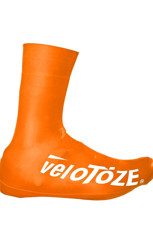 Couvre-chaussures VELOTOZE Route - Orange