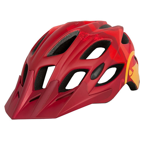Casque ENDURA HUMMVEE - Rouge
