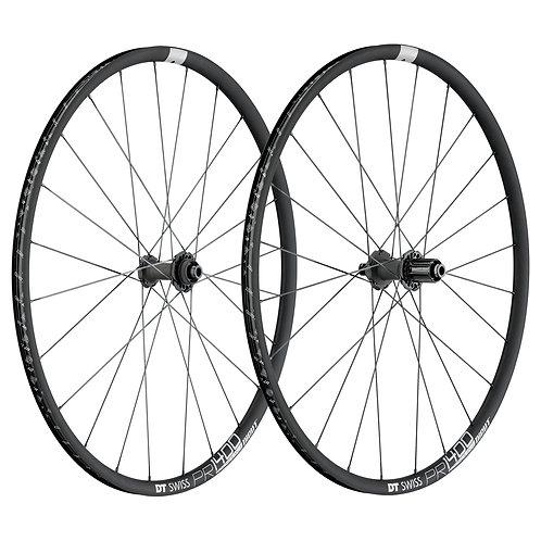 Roues route DT SWISS PR1400 DICUT Disc 21mm à pneus
