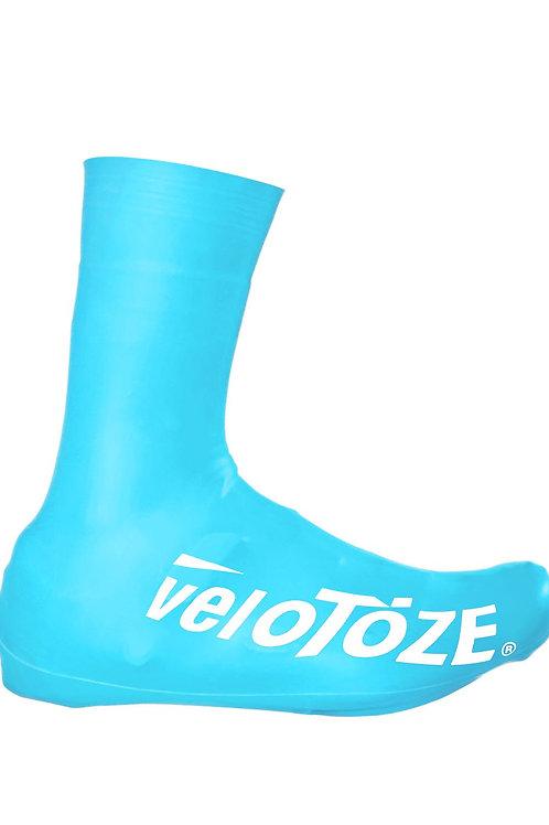 Couvre-chaussures VELOTOZE Route - Bleu