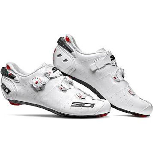 Chaussures route SIDI Scare Wire 2 carbon - White