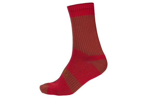 Chaussettes imperméable ENDURA HUMMVEE II Rouge