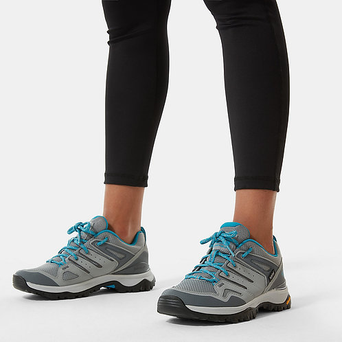 Chaussures THE NORTH FACE HEDGEHOG FASTPACK II WP - Bleu/Gris