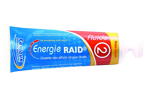 Gel FENIOUX FLUIDE ENERGIE RAID - Ananas - 35g