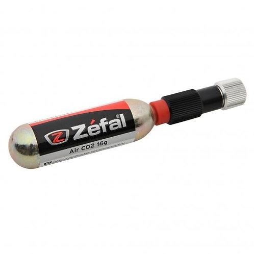 Gonfleur CO2 ZEFAL CONTROL - 16g