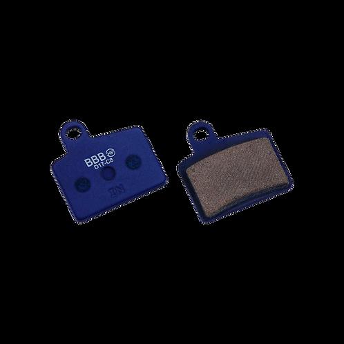 Plaquette de frein BBB DISCSTOP HP BBS-492 - Compatible Hayes