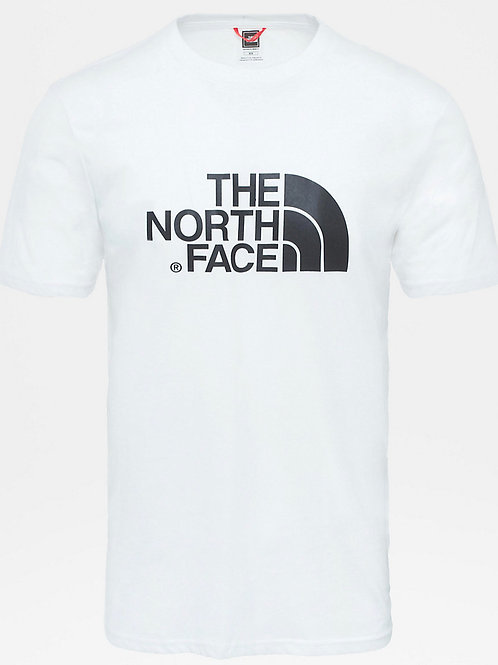 T-shirt THE NORTH FACE EASY TEE - TNF WHITE