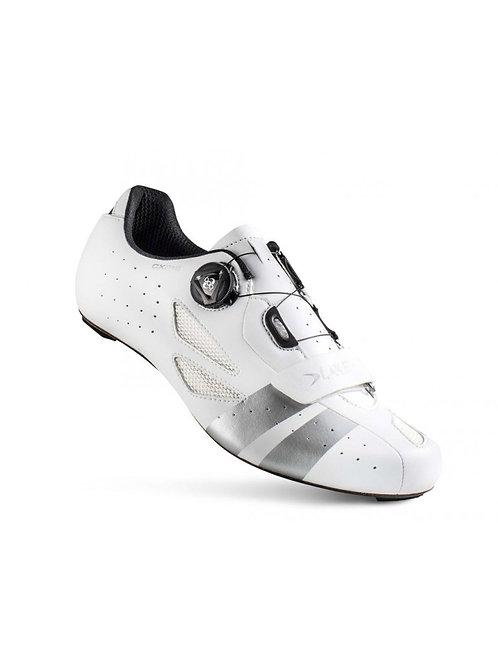 Chaussures LAKE CX 218 - White Silver