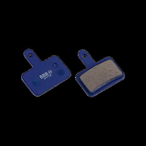 Plaquette de frein BBB DISCSTOP HP BBS-52 - Compatible Shimano