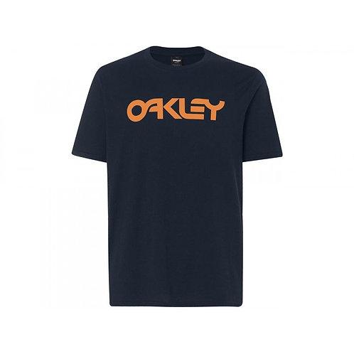T-shirt OAKLEY MARK II TEE Bleu - Homme