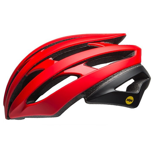 Casque BELL STRATUS MIPS - Rouge