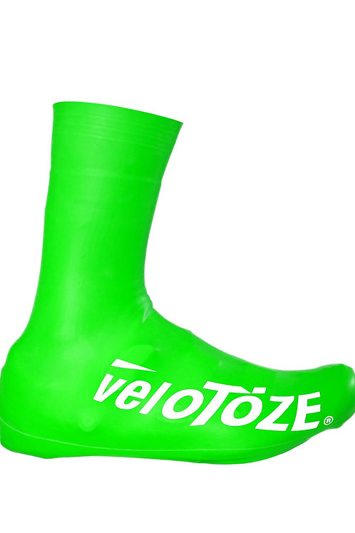 Couvre-chaussures VELOTOZE Route - Vert