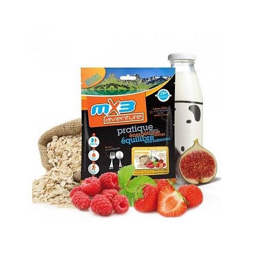 Muesli au lait et aux fruits MX3 - 120g