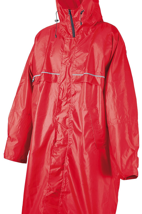 Poncho CAMP CAGOULE - Rouge