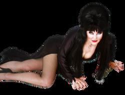 Dorothy Bishop as Elvira
