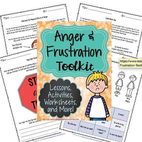 Anger + Frustration Tool Kit