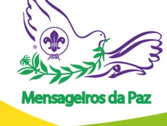 95 envia jovem para encontro dos mensageiros da paz