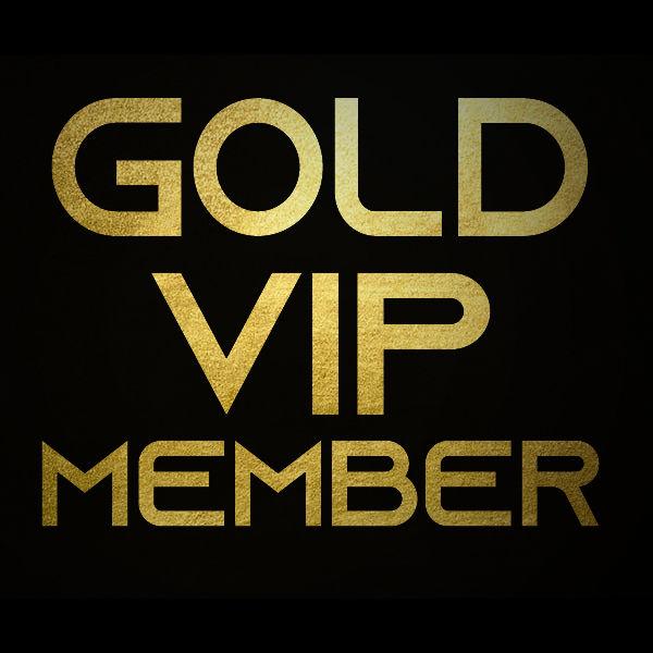 GOLD VIP MEMBER