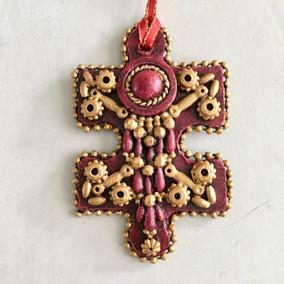 Puzzle Piece Ornament #1