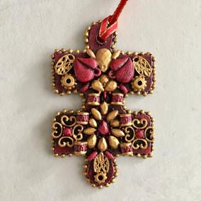 Puzzle Piece Ornament #3