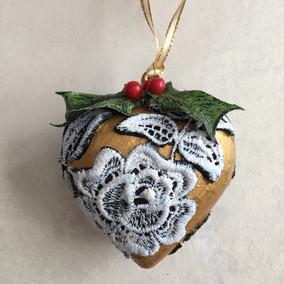 Heart Ornament #1