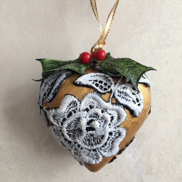 Heart Ornament #1
