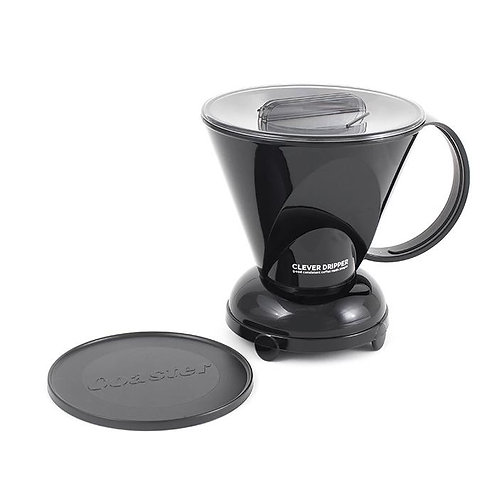 CLEVER DRIPPER BLACK WITH FILTERS