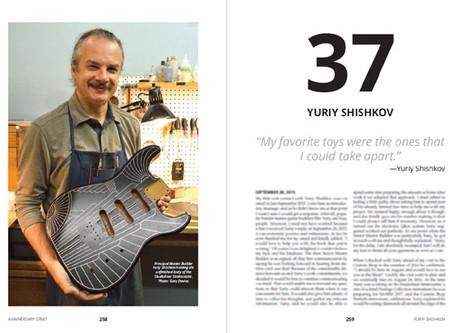 Principal Master Builder Yuriy Shishkov