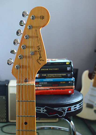 A worthwhile visit to the book printers and some great samples of what I can do with the anniversary stratocaster story book
