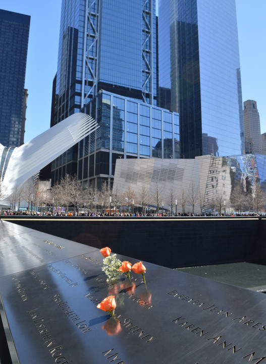 The World Trade Centre and 9/11 Museum and Memorial