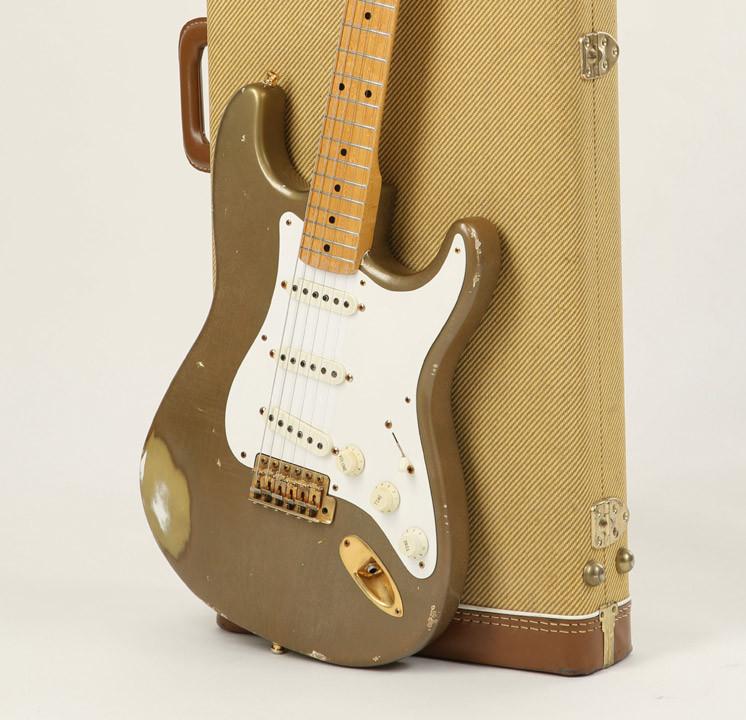 50th Anniversary Relic Custom Shop Stratocaster Cunetto Diamond Dealer