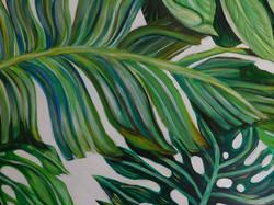 Illustrious Leaves Part 1 Natalie Daghestani Art Dubai BSAB4