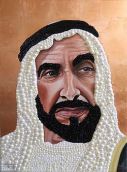HH Sheikh Zayed YOZ.