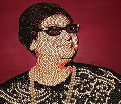 Umm Kulthum Art Natalie Daghestani4